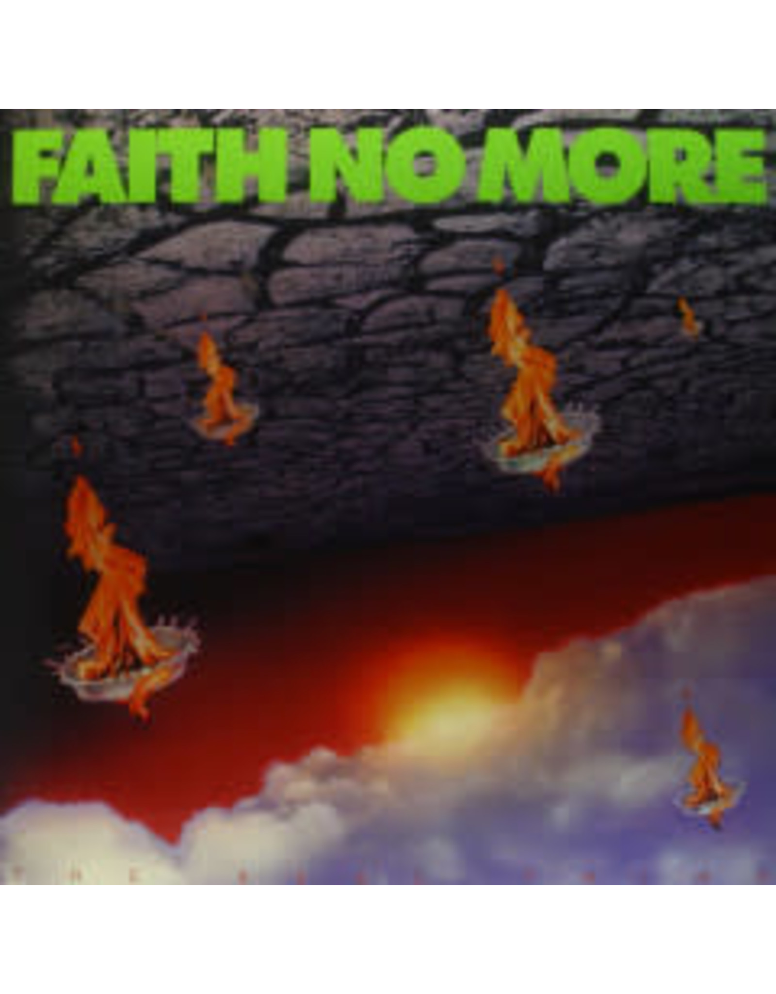 Faith No More - The Real Thing LP (Yellow Vinyl)