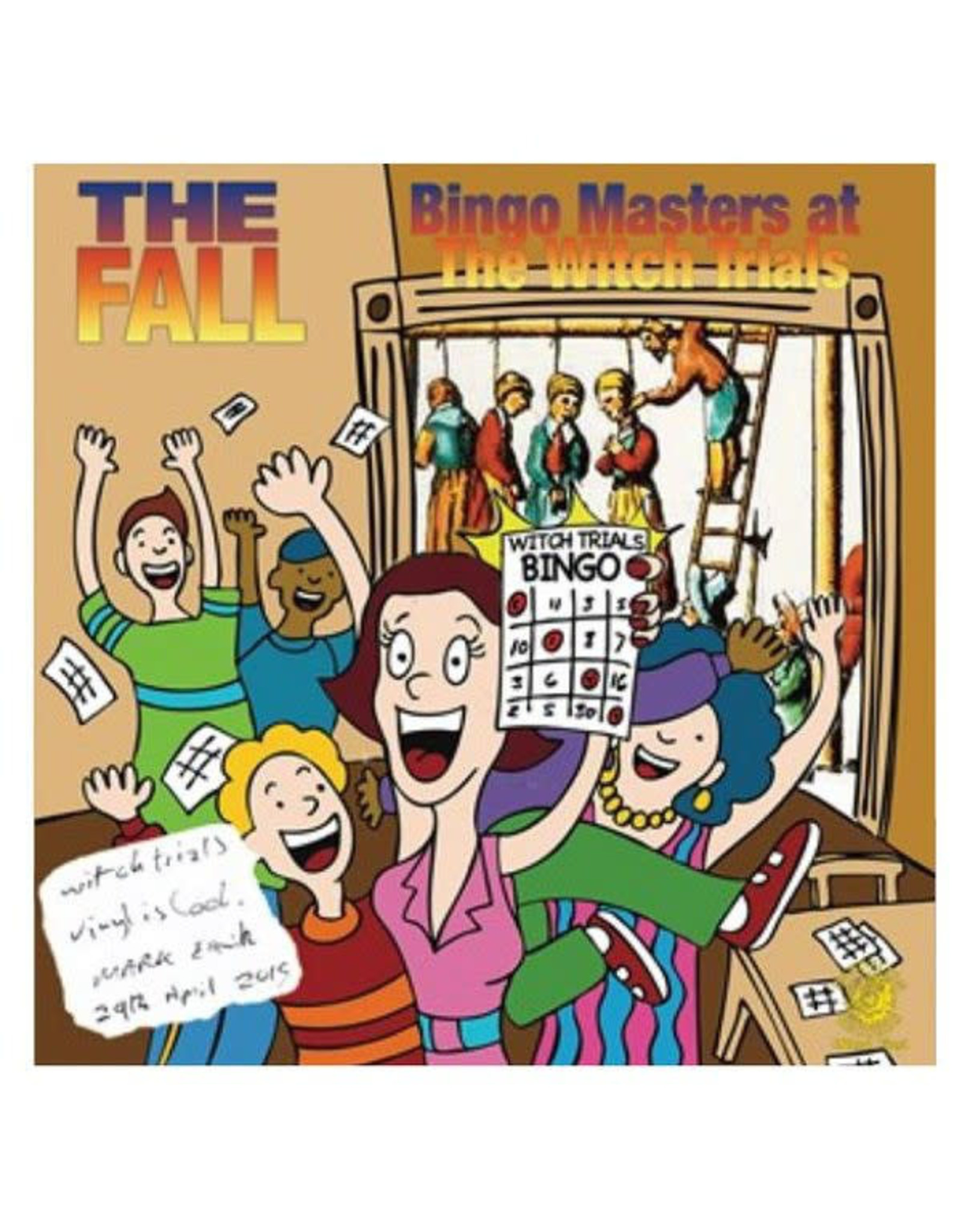 Fall, The - Bingo Masters at the Witch Trials LP