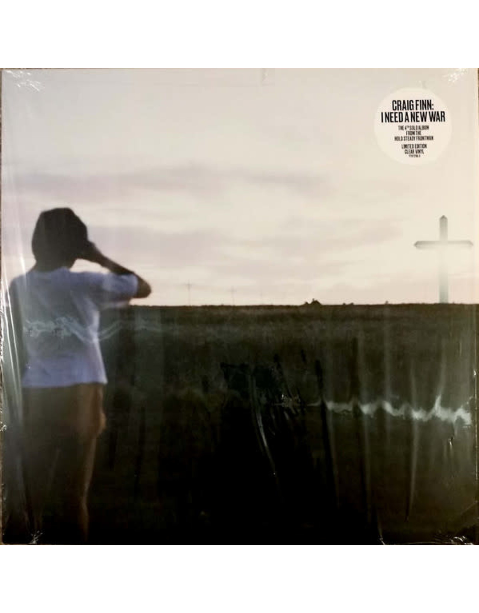 Finn, Craig - I Need a New War LP