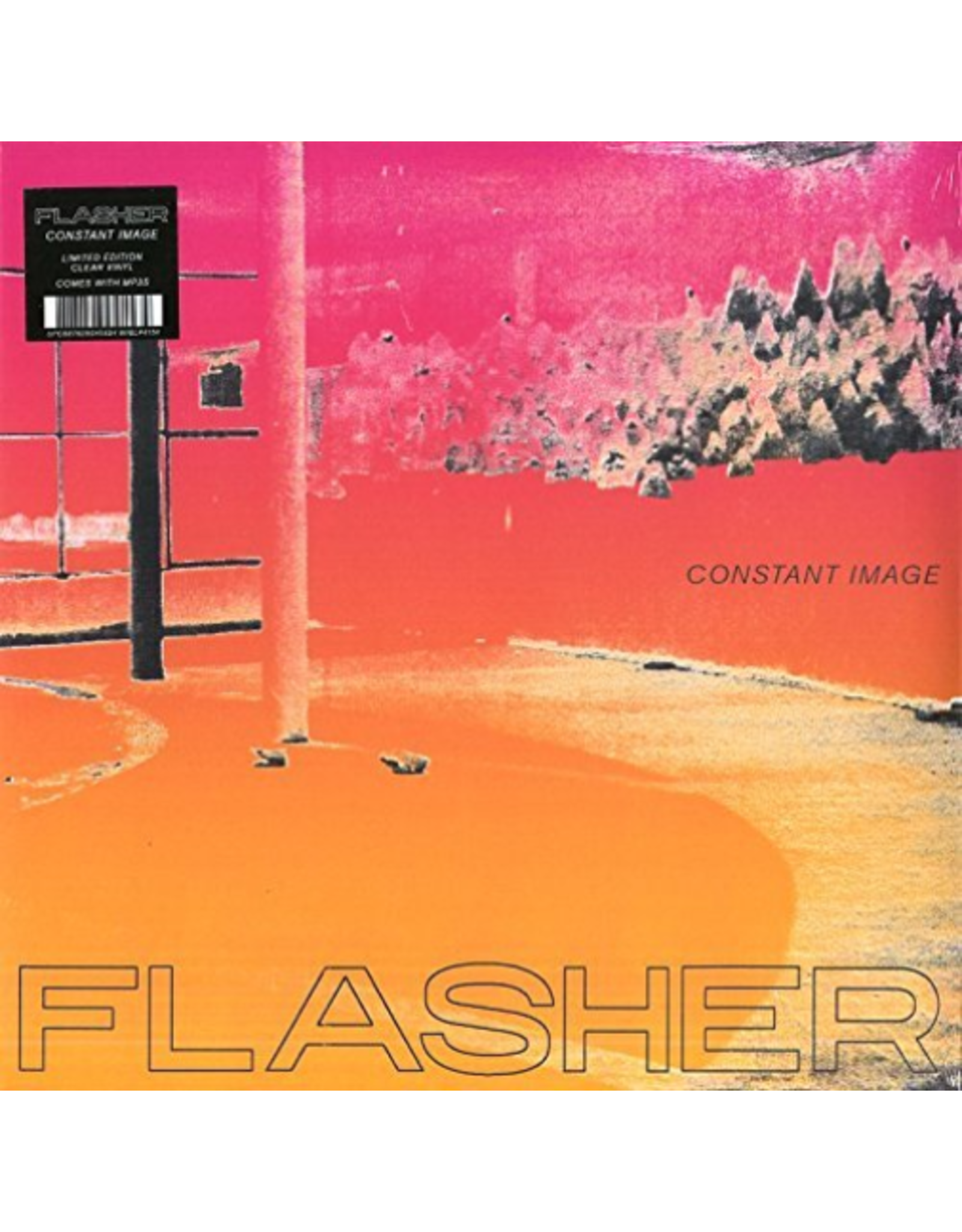 Flasher - Constant Image LP (clear)