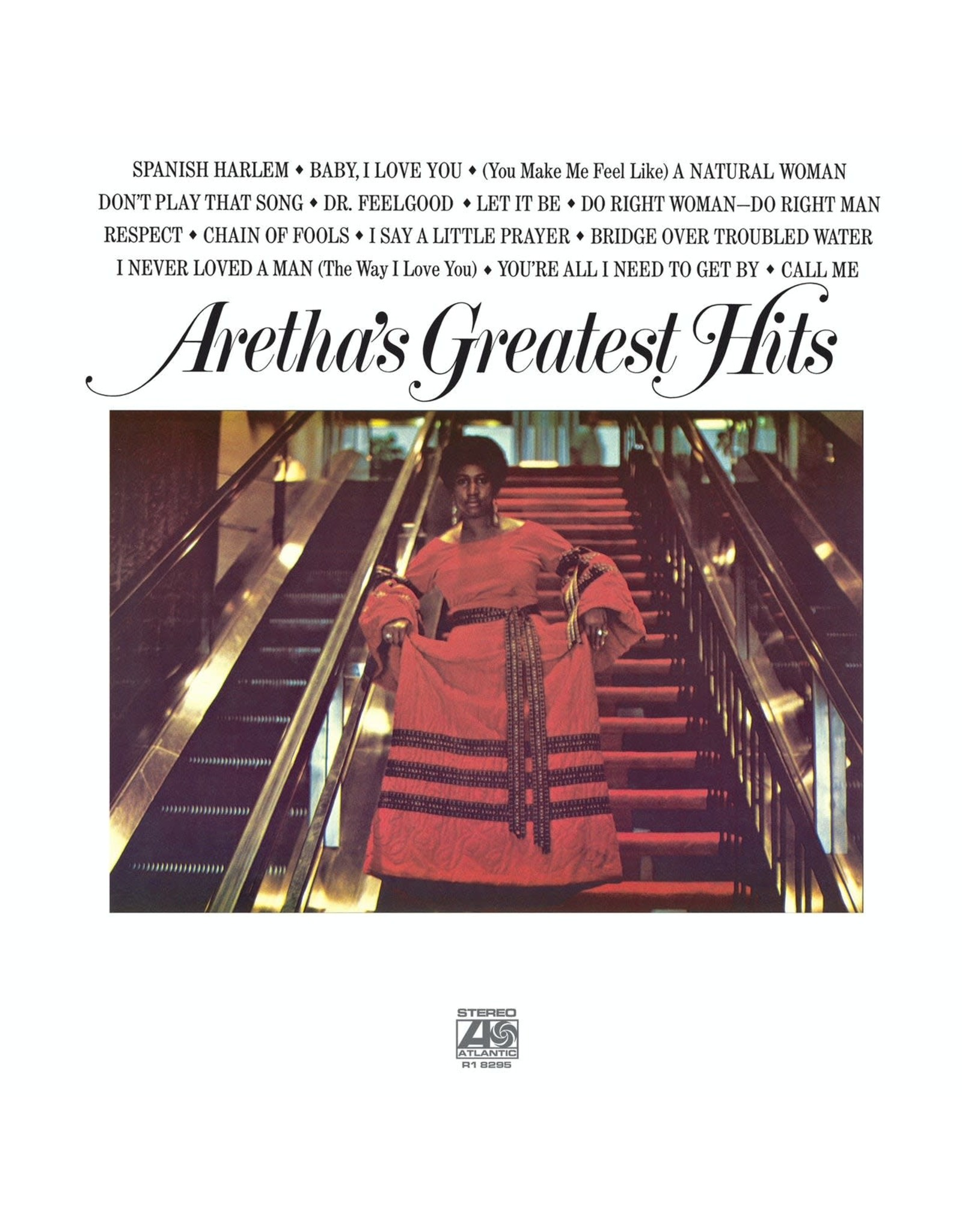 Franklin, Aretha - G/H LP