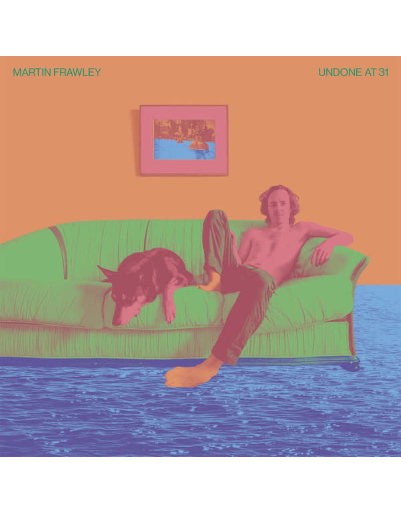 Frawley, Martin - Undone At 31 (Peak vinyl ltd blue-white vinyl)