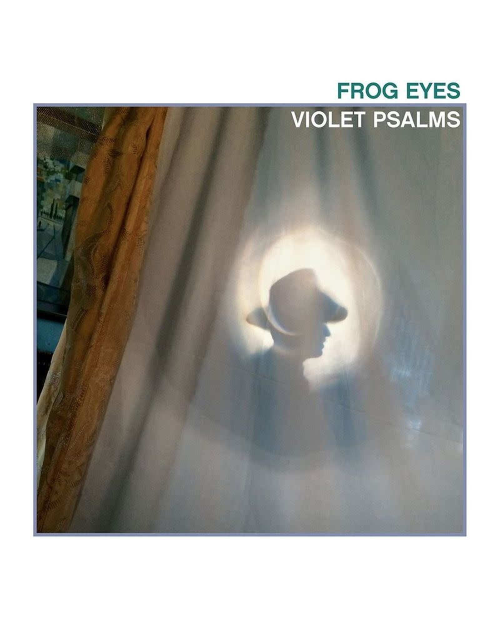 Frog Eyes - Violet Psalms LP