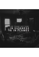 Front Bottoms - In Sickness & In Flames (indie shop version/red)