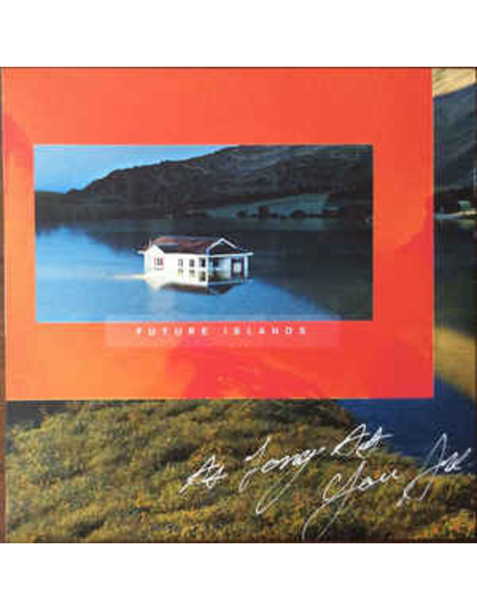 Future Islands - As Long As You Are LP (blue)