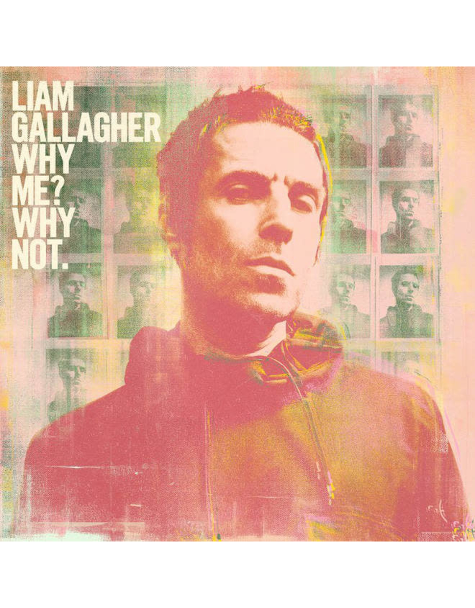Gallagher, Liam - Why Me? Why Not LP (green)