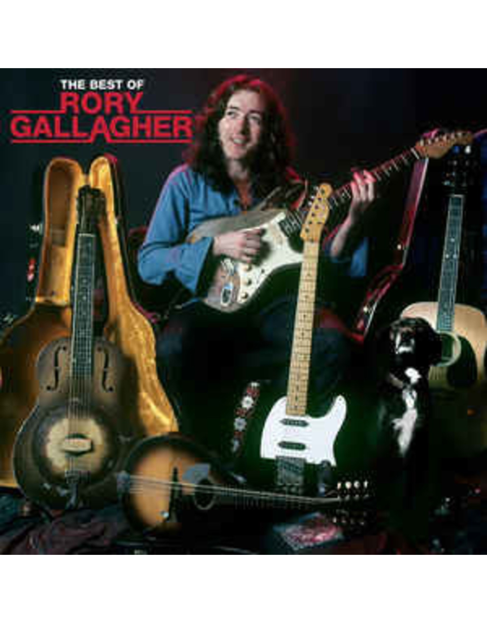 Gallagher, Rory - Best Of 2LP