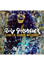Gallagher, Rory - Check Shirt Wizard - Live In '77 3LP