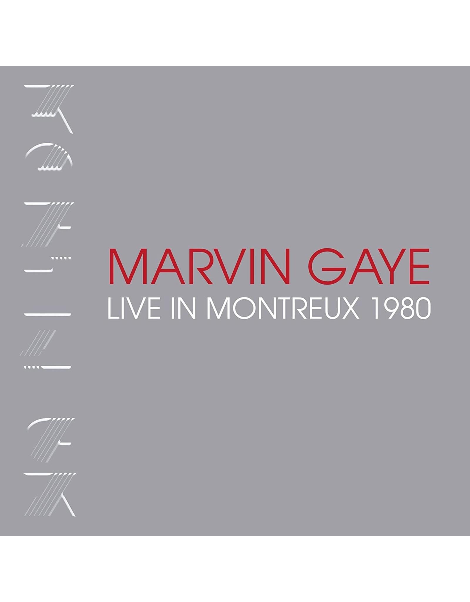Gaye, Marvin - Live At Montreux 1980 2LP