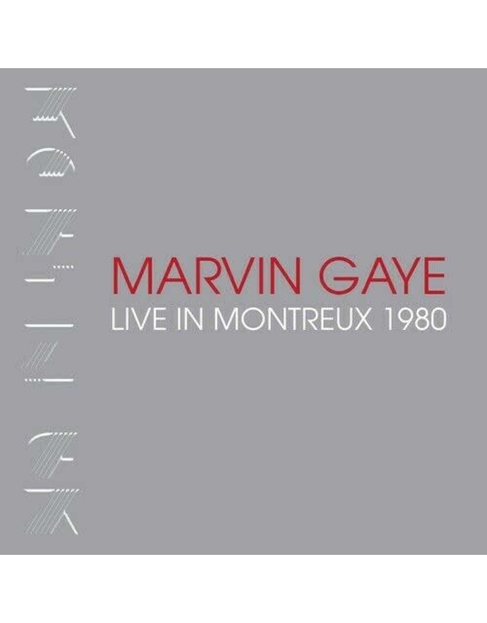 Gaye, Marvin - Live In Montreux 1980 2 LP & 2 CD
