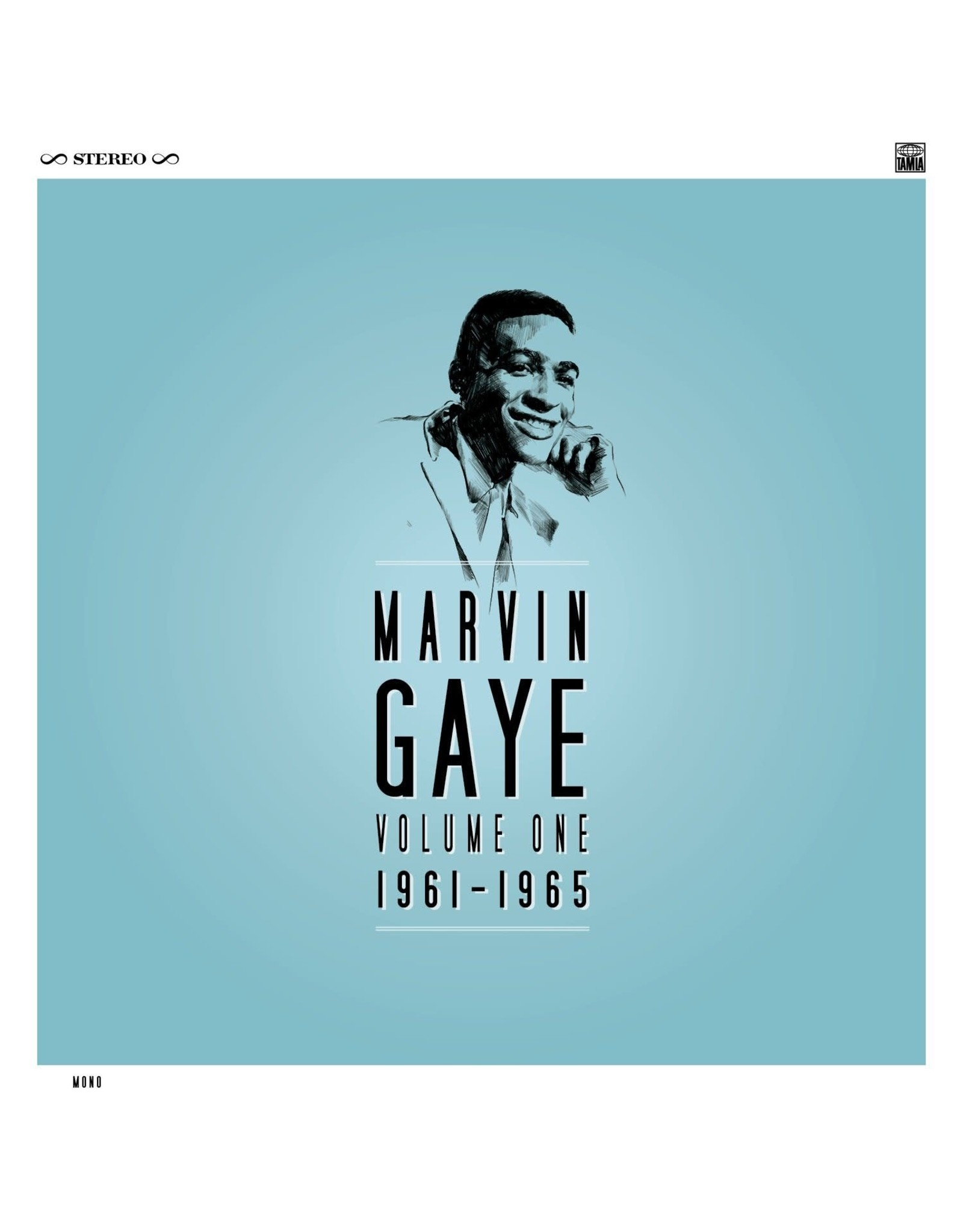 Gaye, Marvin - Volume 1 (1961-1965) LP Box Set