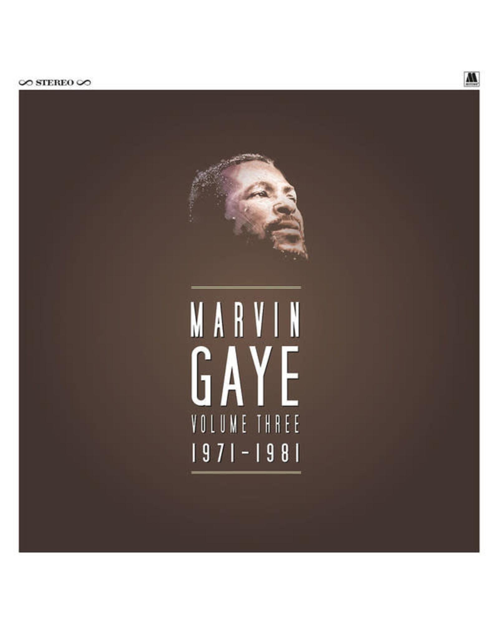 Gaye, Marvin - Volume Three (1971-1981) LP Box Set