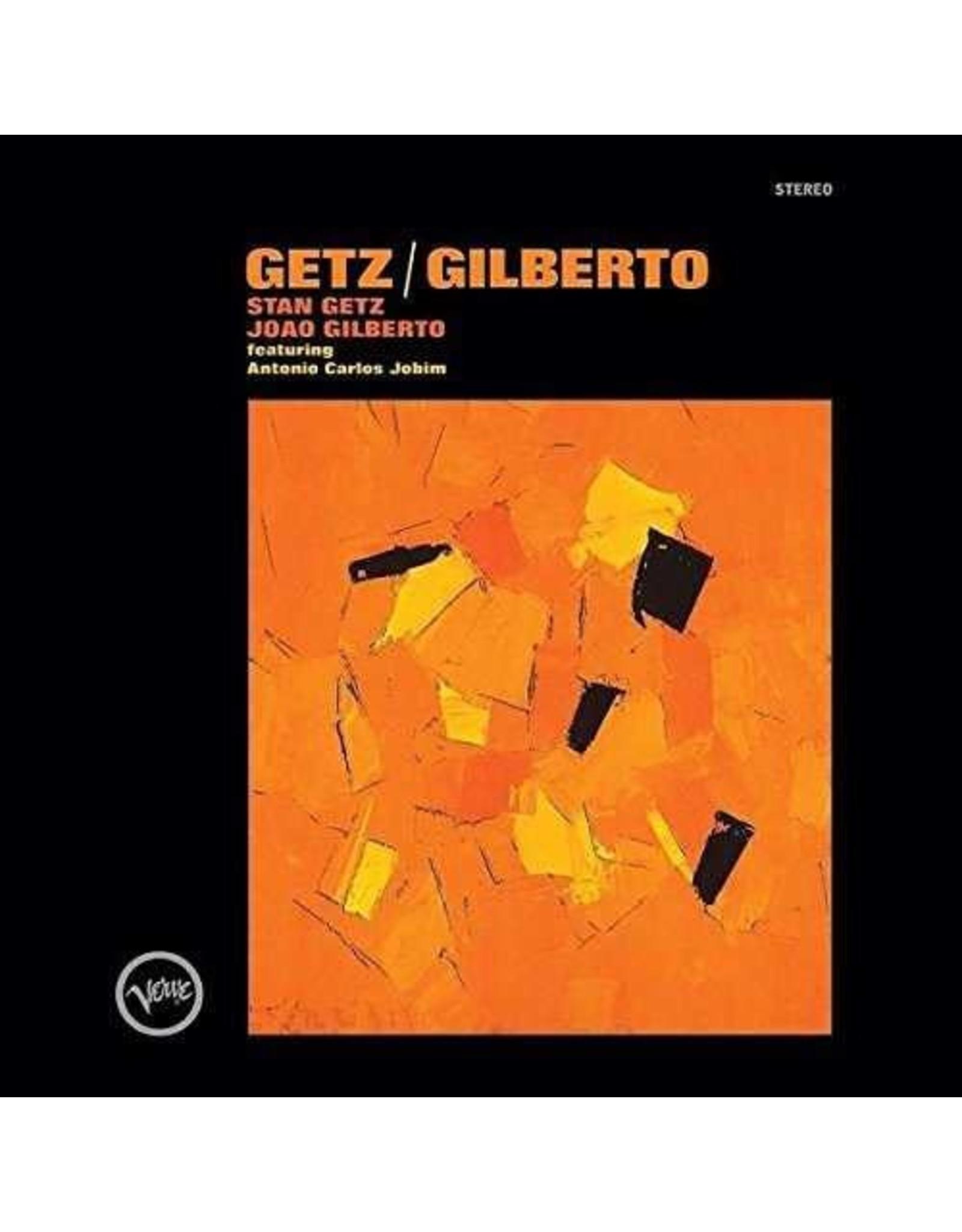 Getz, Stan & Gilberto, Joao - Getz/Gilberto LP