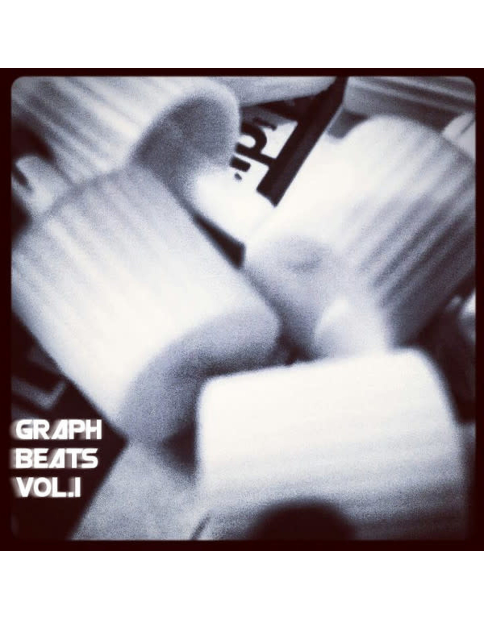 Graphwize - Graph Beats Vol. 1 LP