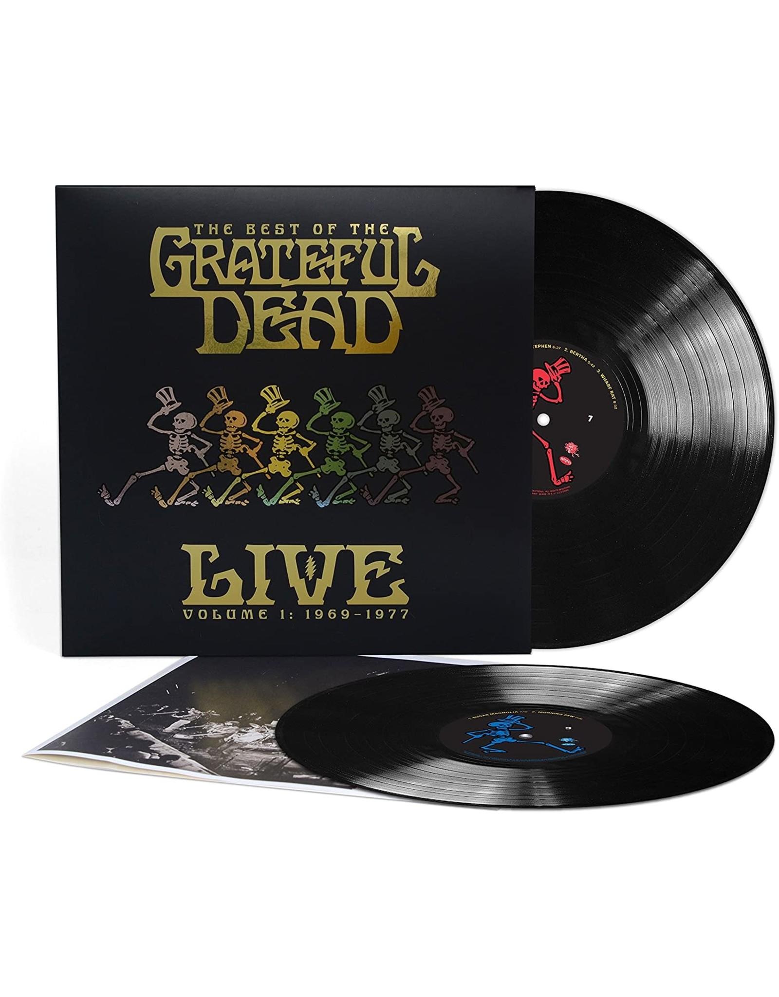 Grateful Dead - Best of the Grateful Dead Live Vol.1 : 1969-1977 (2LP)