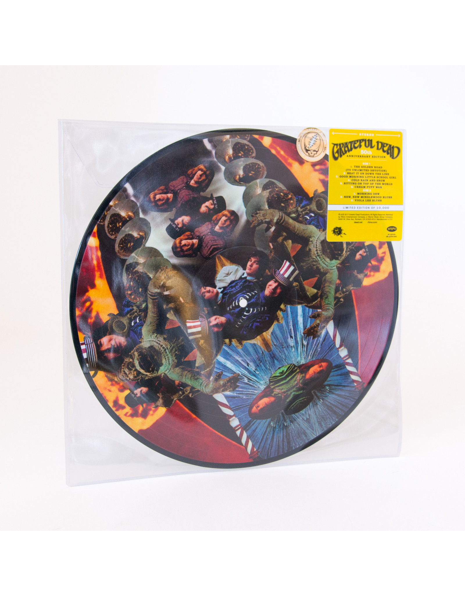 Grateful Dead - Grateful Dead (50th Ann. Dlx Ed. Pic Disc)