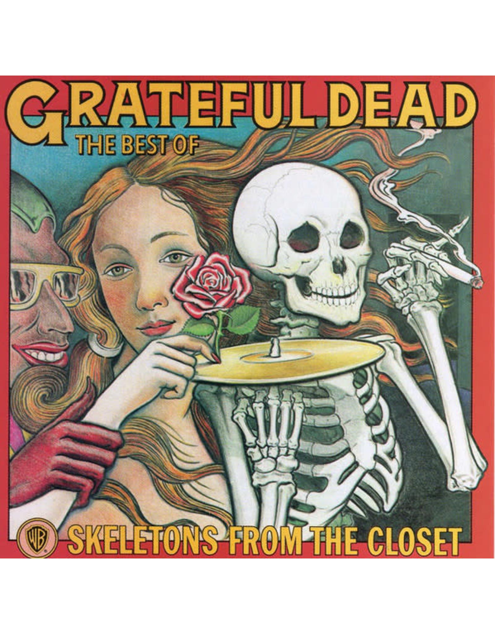 Grateful Dead - Skeletons From the Closet: the best of Grateful Dead LP
