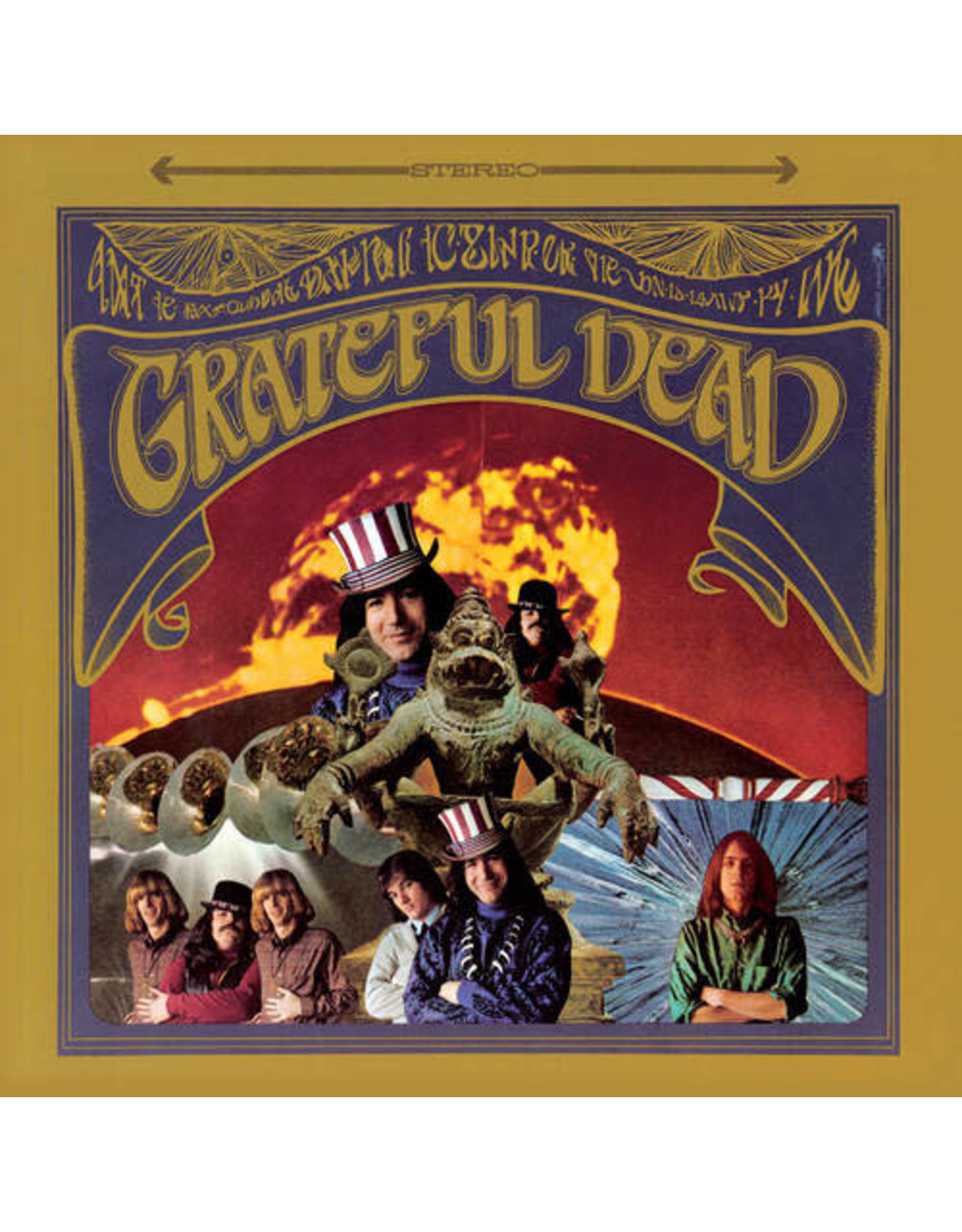 Grateful Dead - ST 180G 50th Anniv. LP