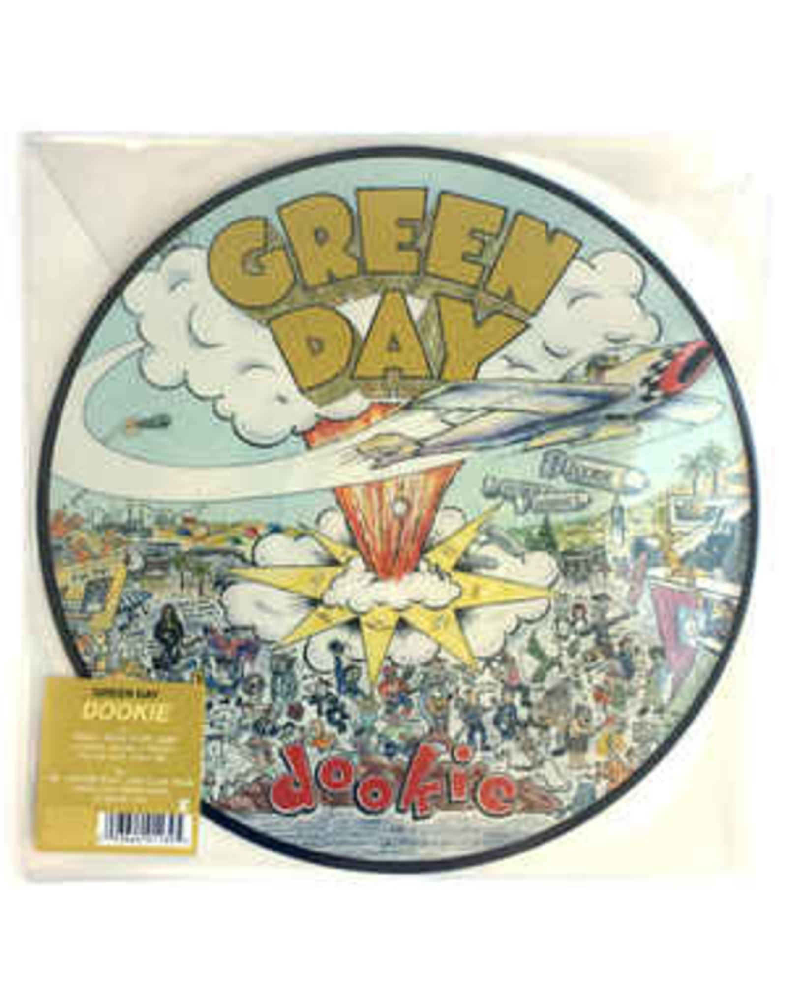 Green Day - Dookie PicDisc LP