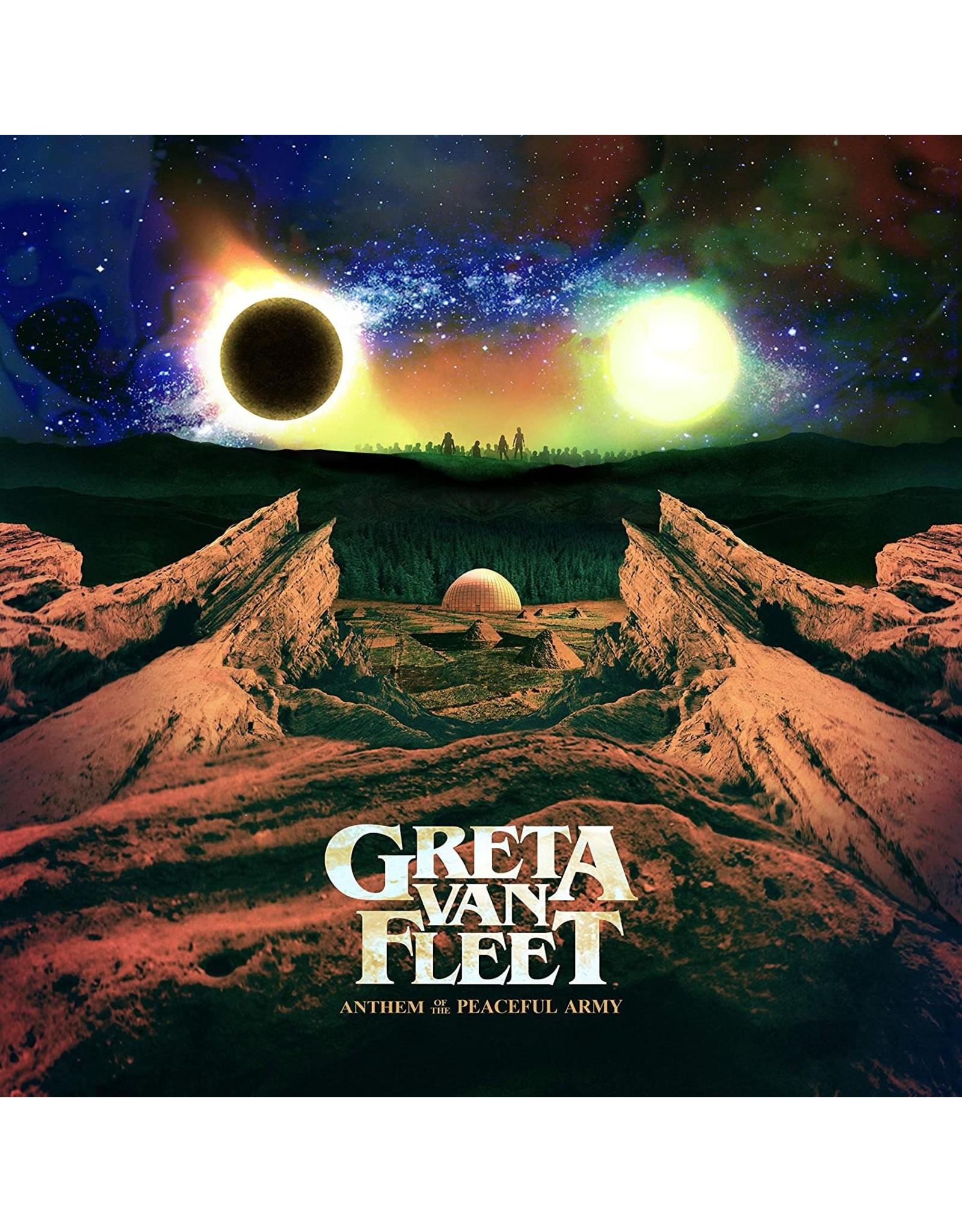 Greta Van Fleet - Anthem of the Peaceful Army LP