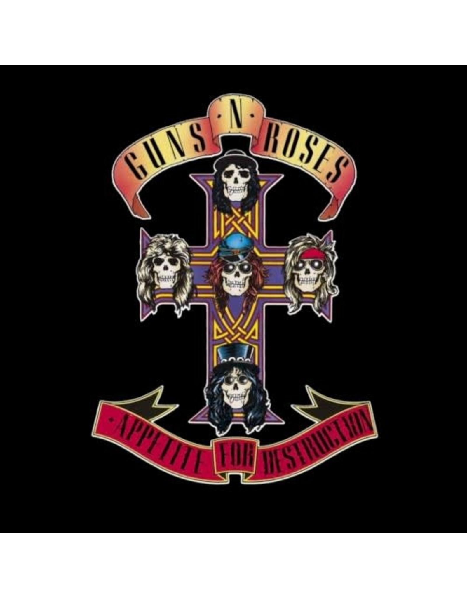 Guns N Roses - Appetite For Destruction LP