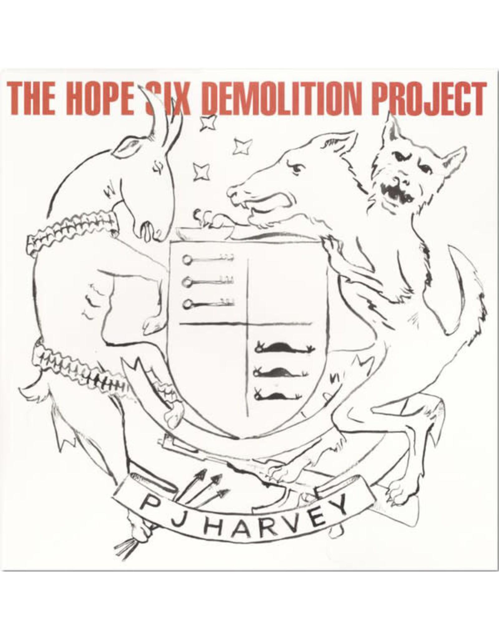 Harvey, P.J. - The Hope Six Demolition Project LP