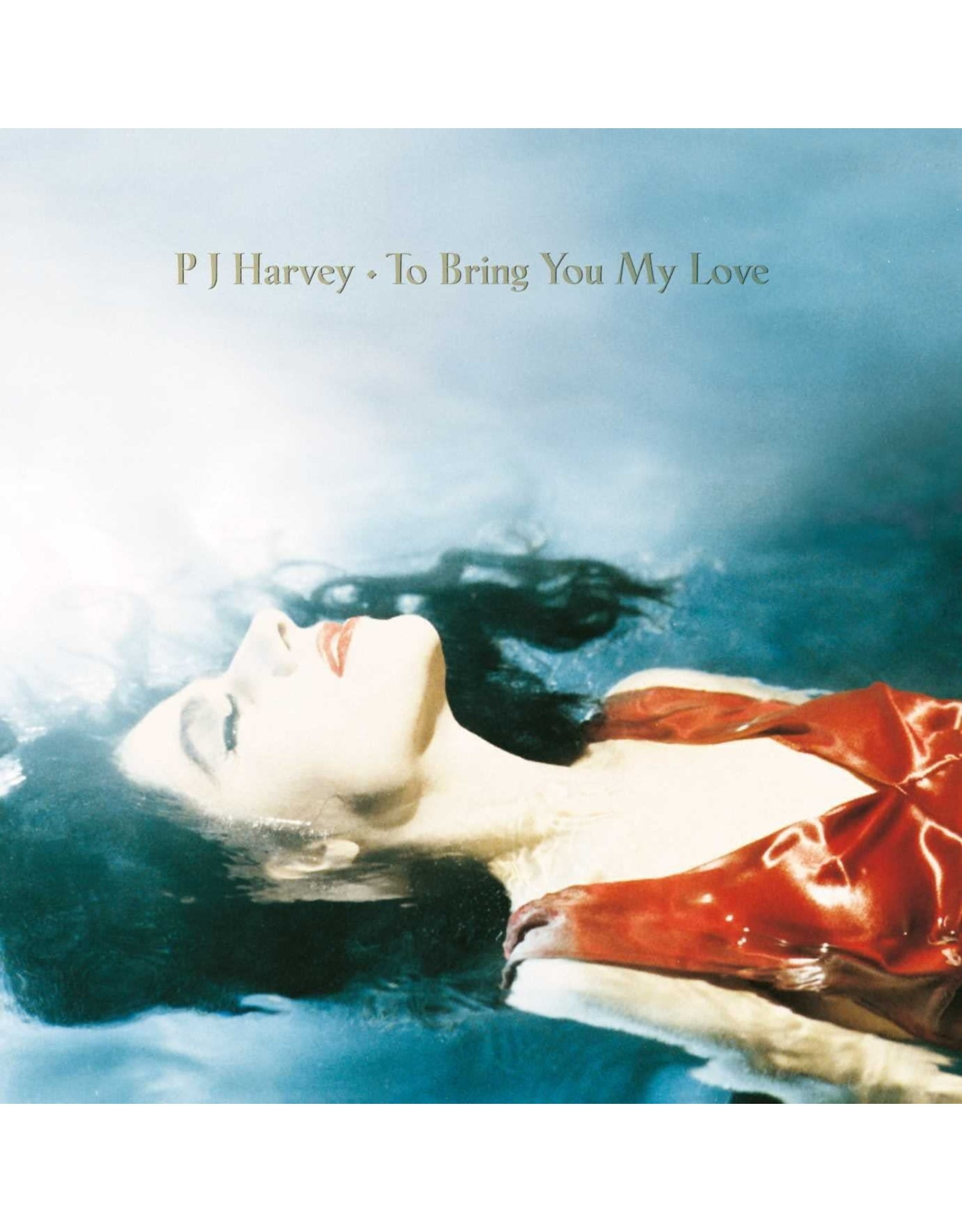 Harvey, P.J. - To Bring You My Love LP