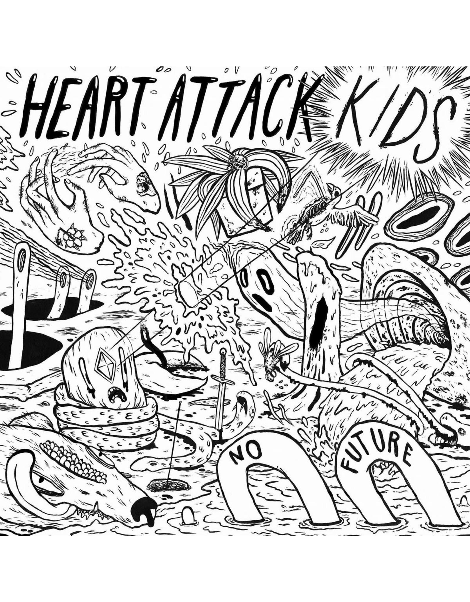 Heart Attack Kids - No Future LP