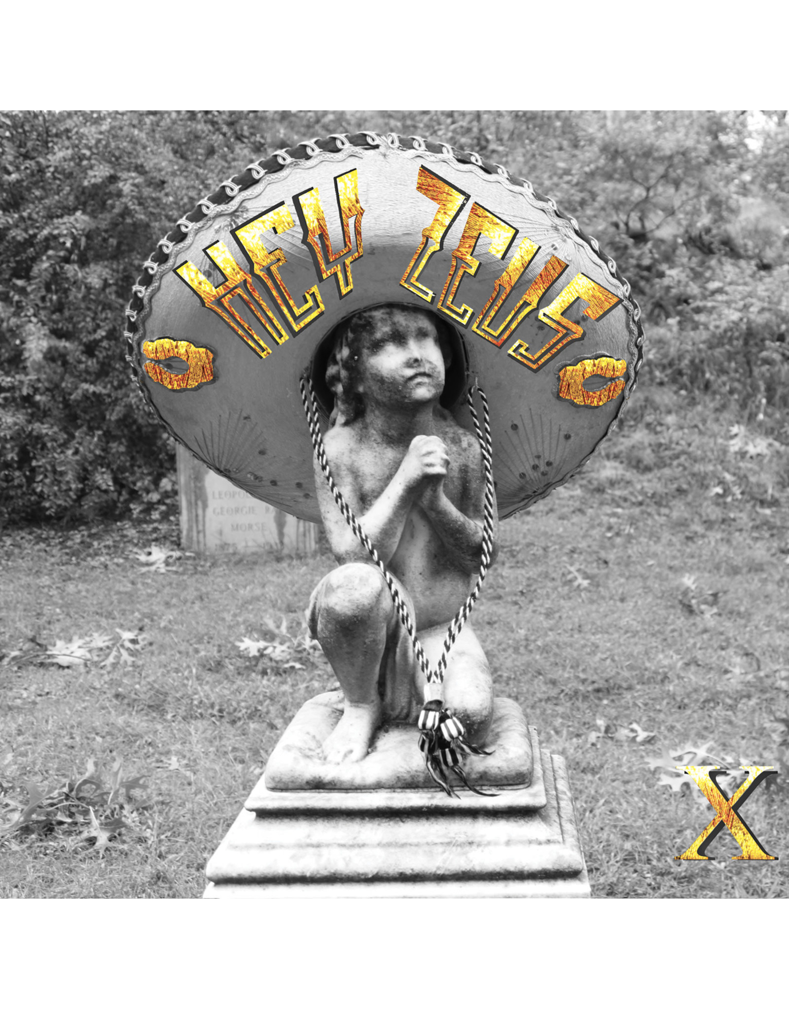 Hey Zeus - X LP