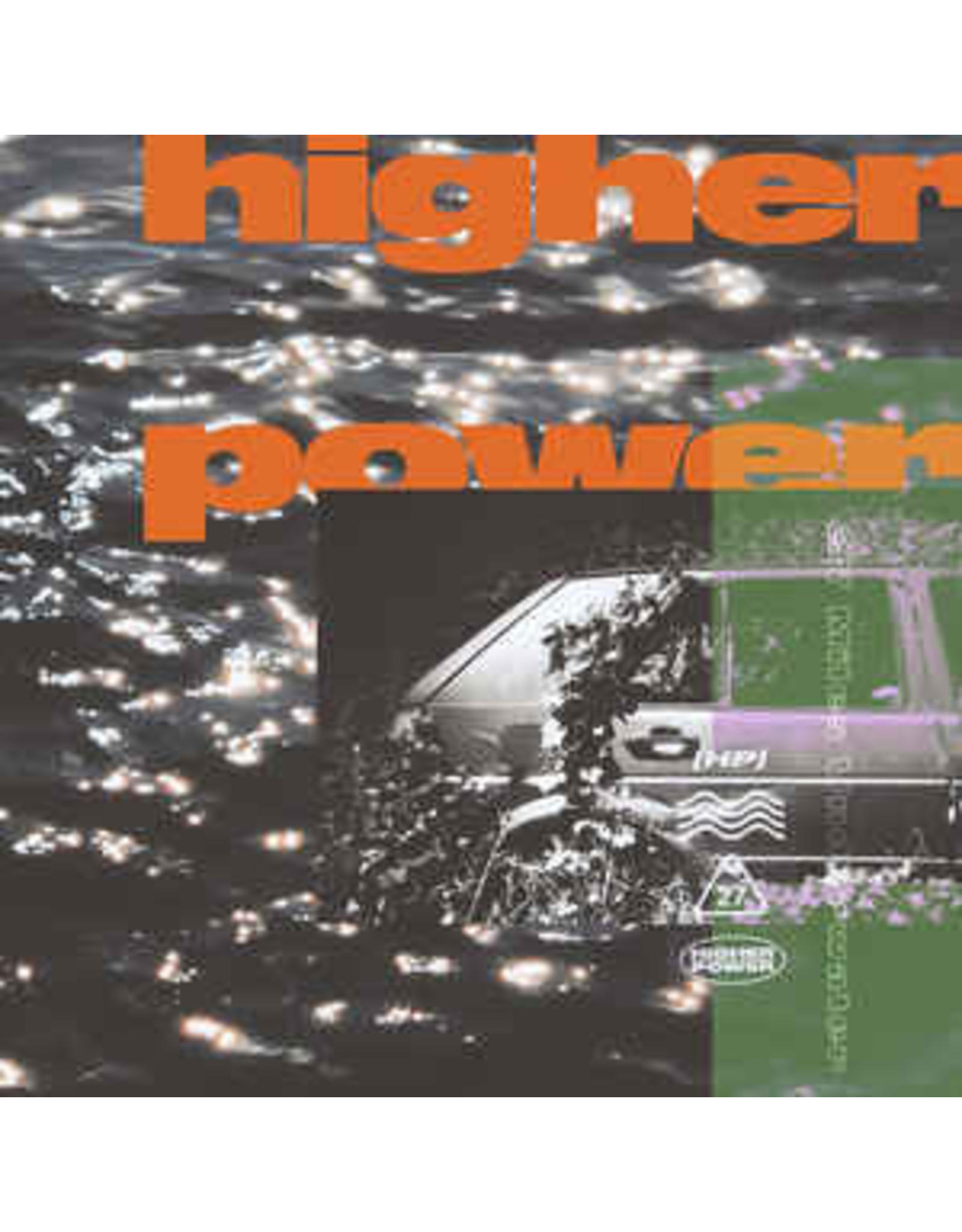 High Power - 27 Miles Underwater LP