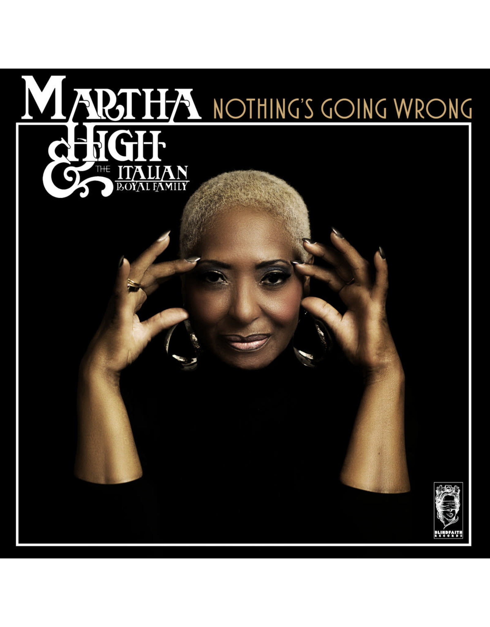 High, Martha - Nothing's Going Wrong LP