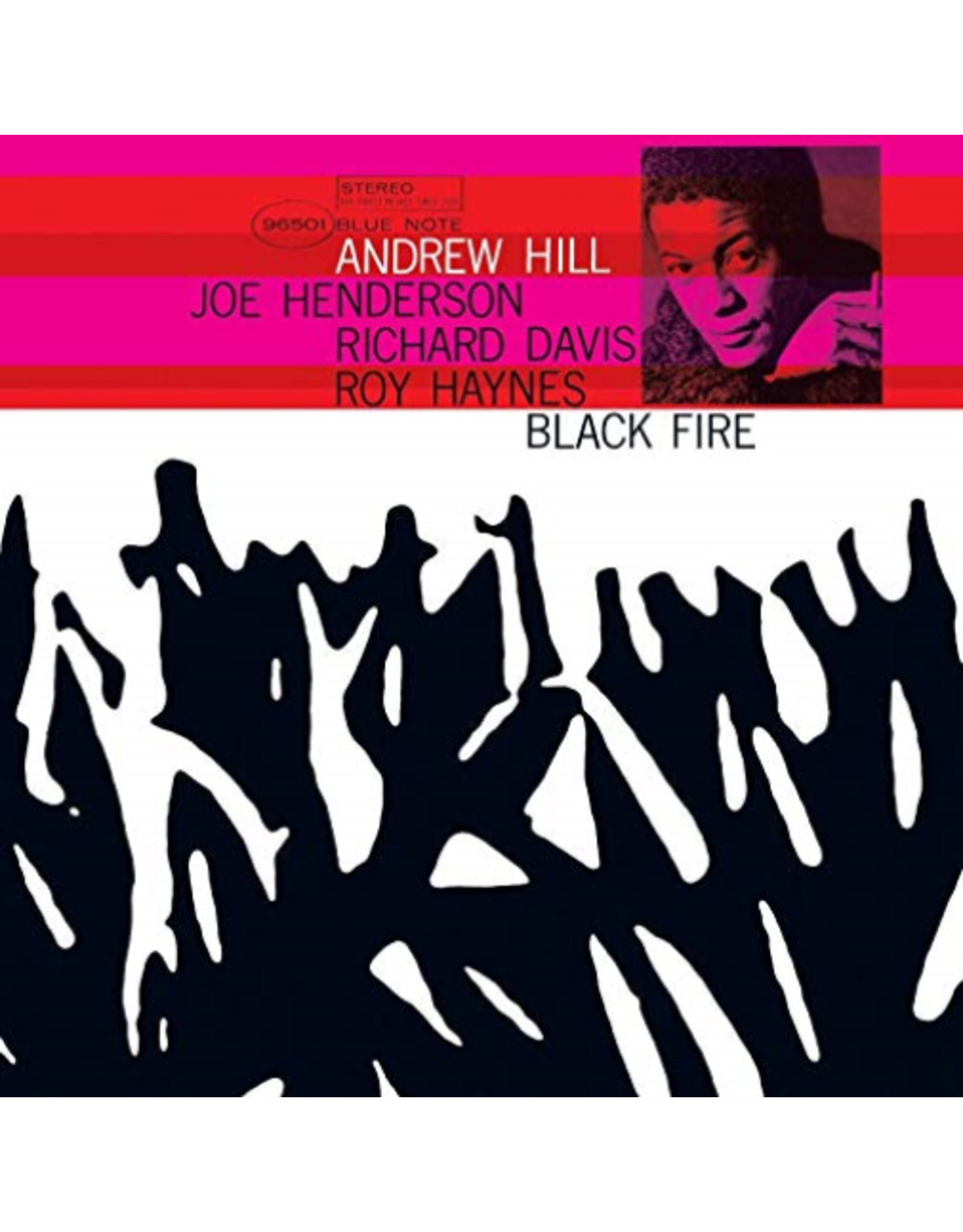 Hill, Andrew - Black Fire LP
