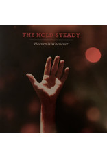 Hold Steady - Heaven is Whenever 2LP Dlx Marble Indie