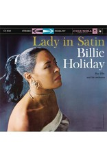 Holiday, Billie - Lady in Satin LP