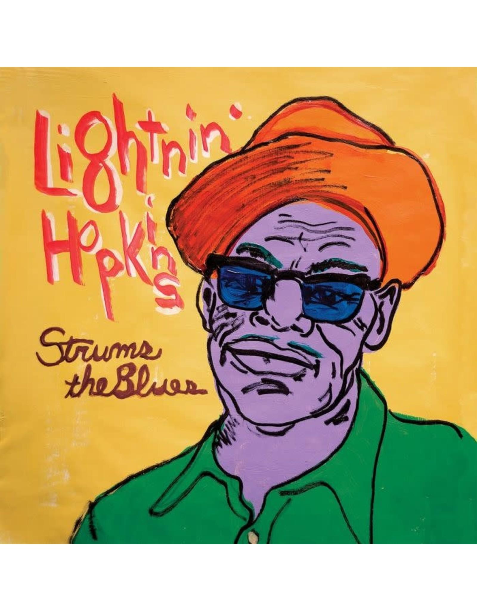 Hopkins, Lightnin' - Strums the Blues LP