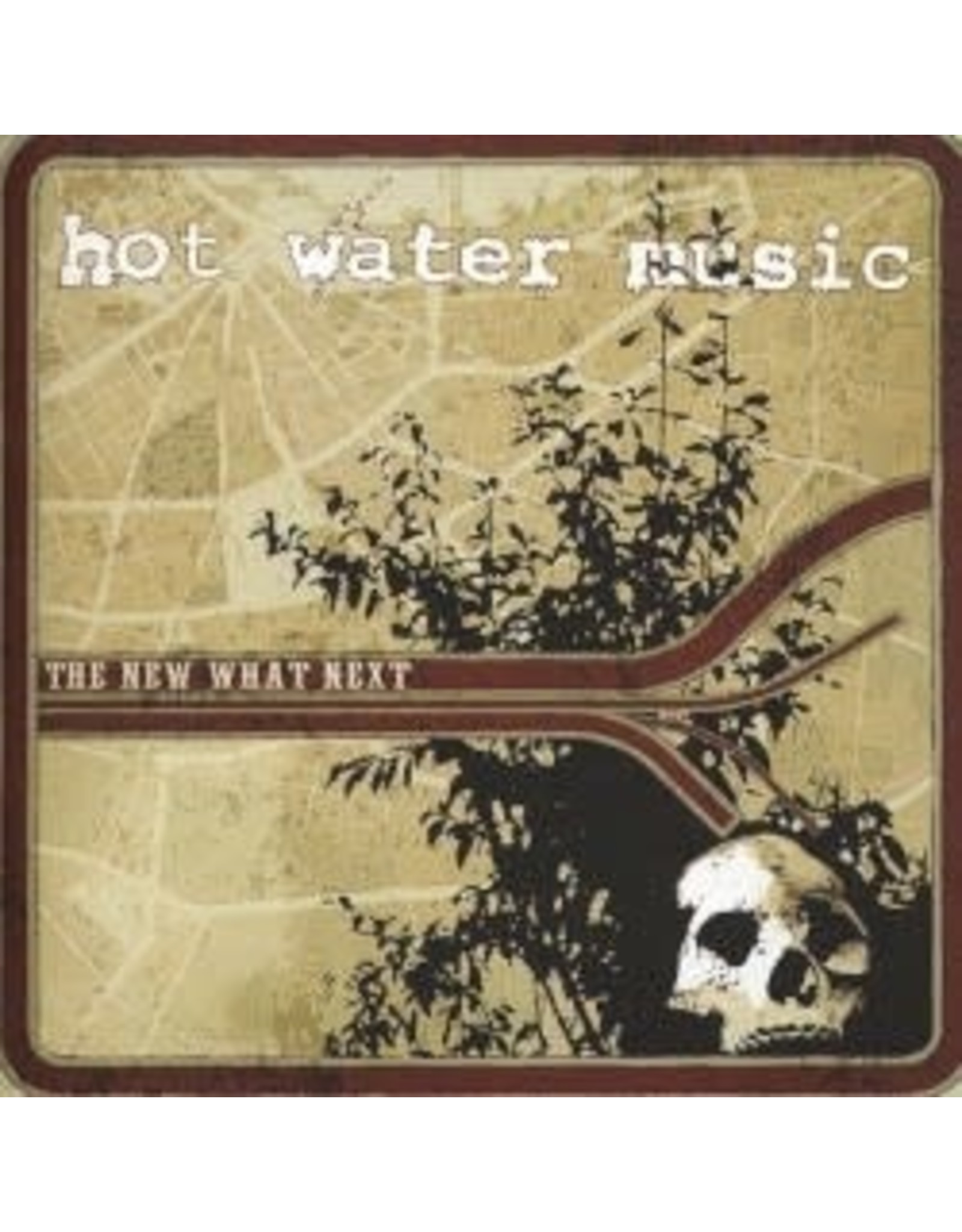 Hot Water Music - New What Next LP