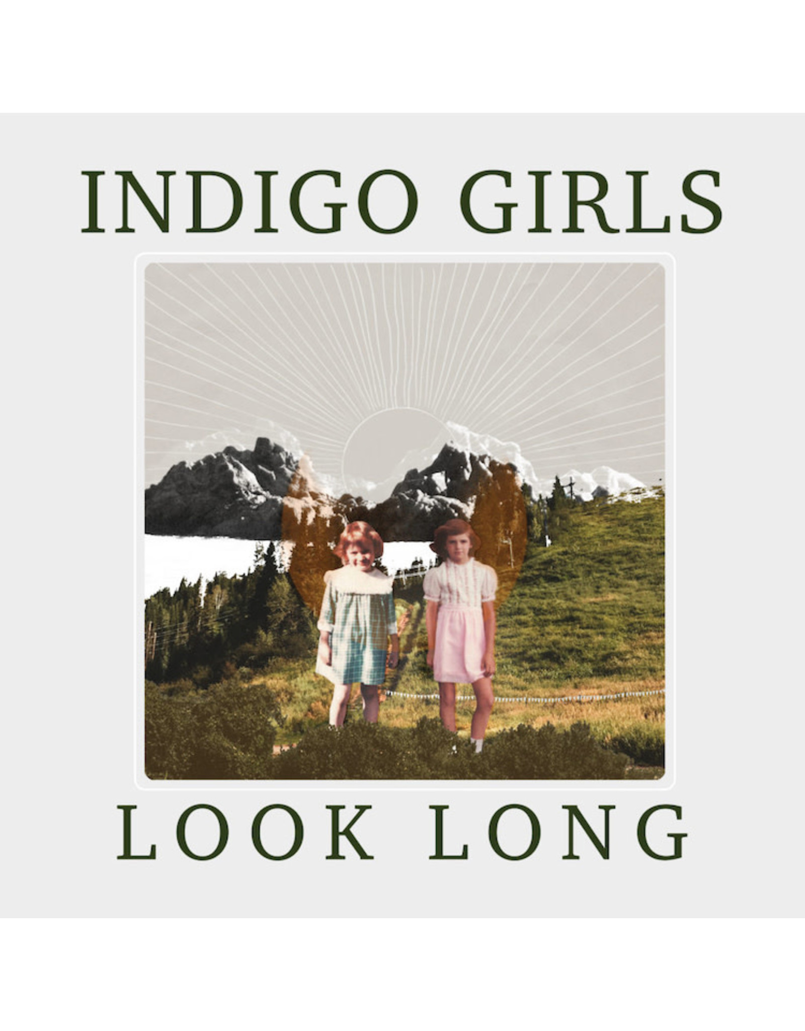 Indigo Girls - Look Long 2LP