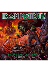 Iron Maiden - From Here to Eternity 3LP