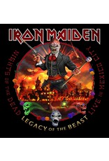 Iron Maiden - Night of the Dead, Legacy of the Beast 3LP