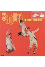 Isley Brothers - Shout LP (coloured)