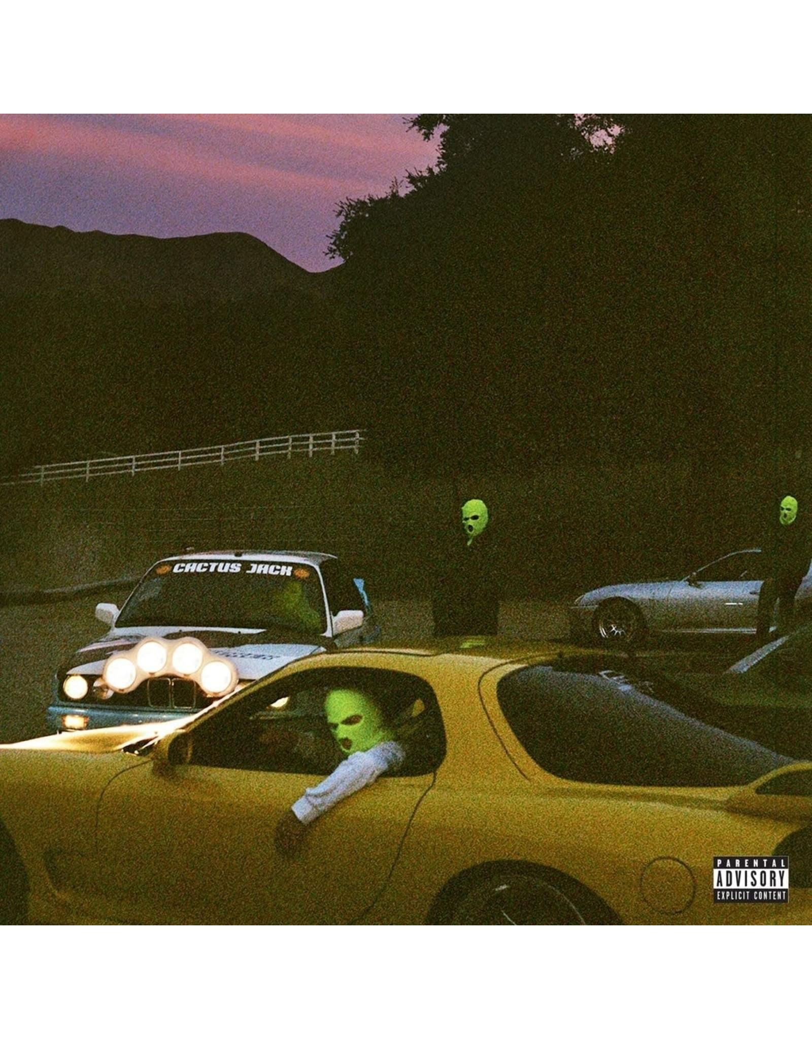 Jackboys - S/T (Yellow) LP