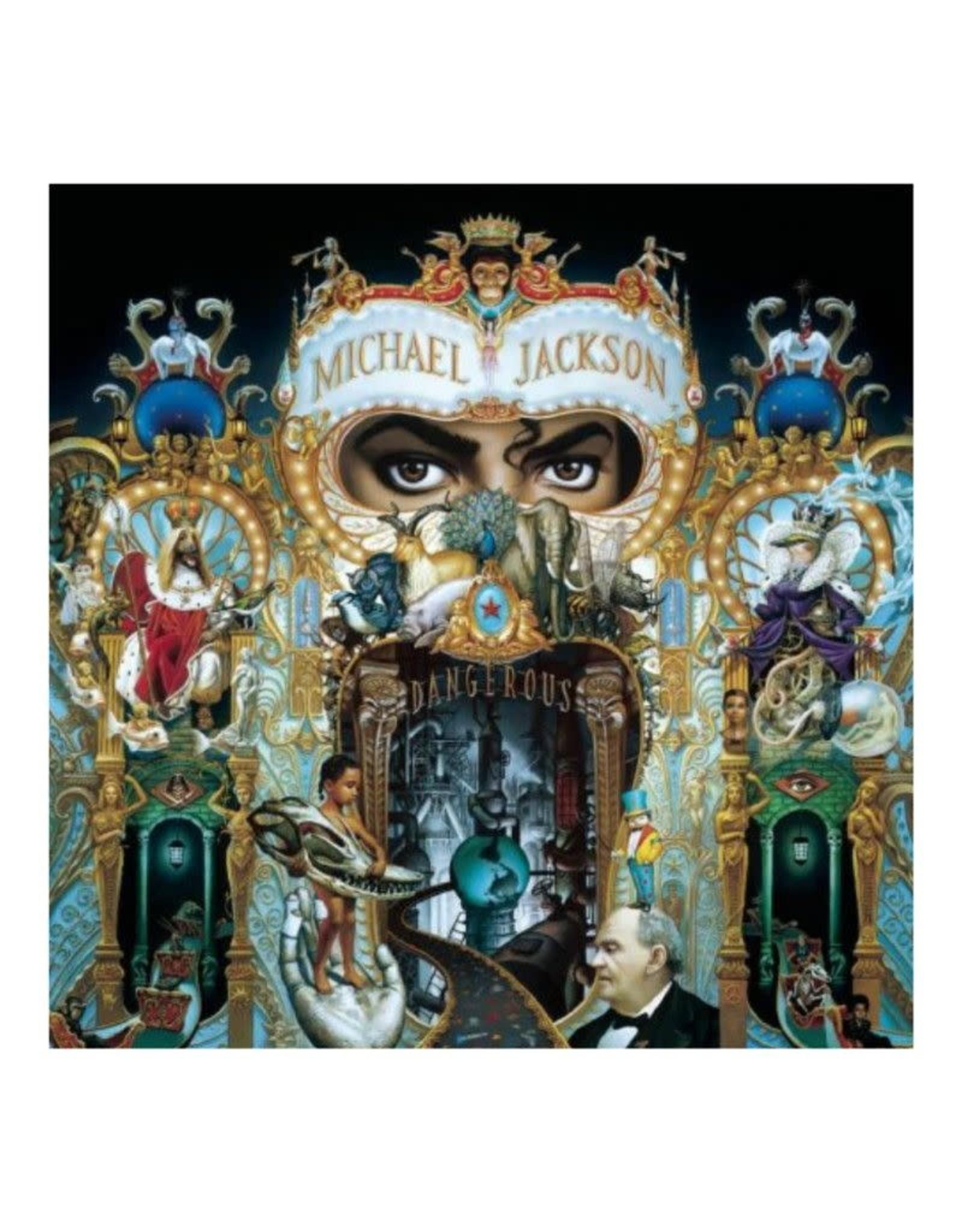Jackson, Michael - Dangerous 2LP