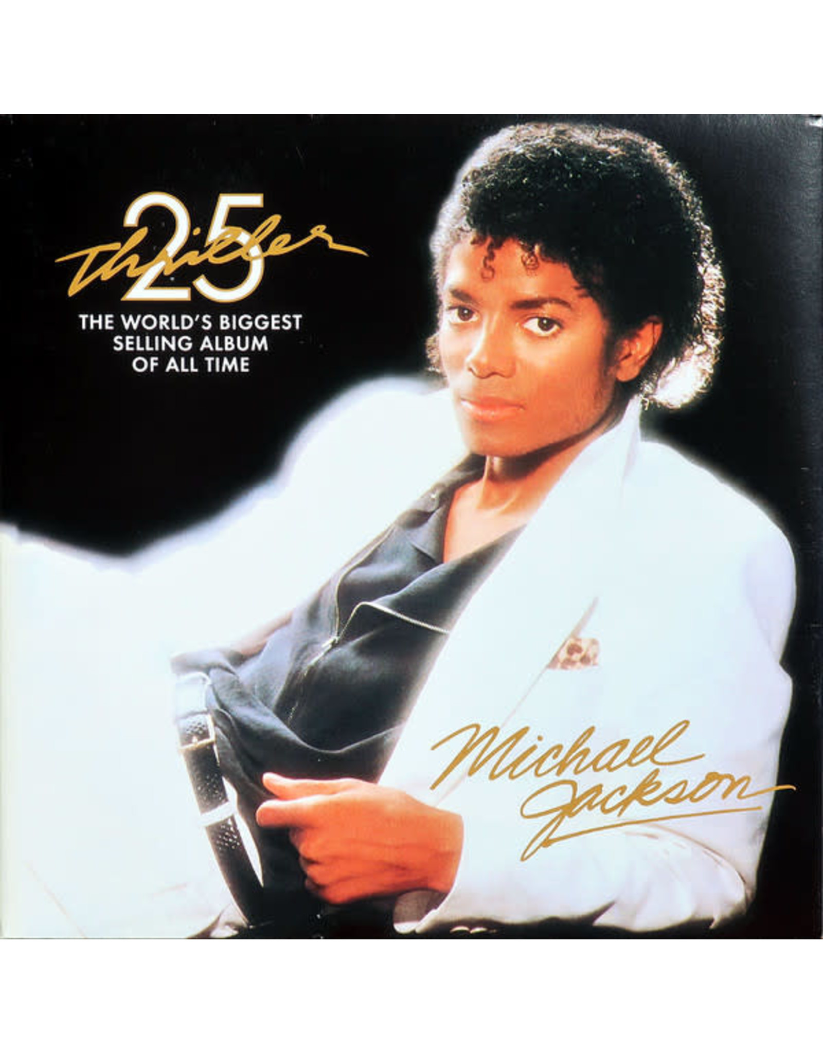 Jackson, Michael - Thriller (25th Anniversary) 2LP
