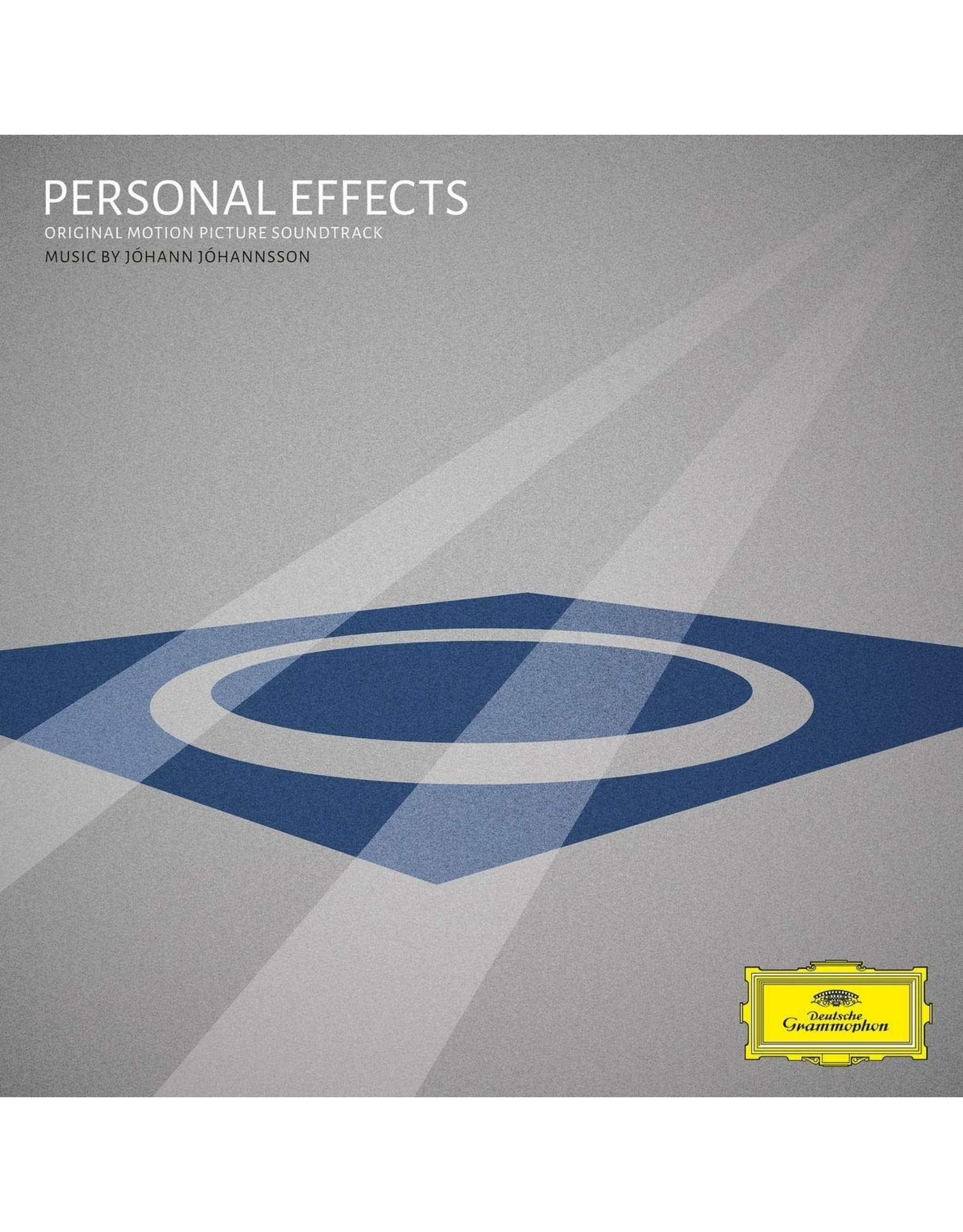 Johannsson, Johann - Personal Effects (OST) LP