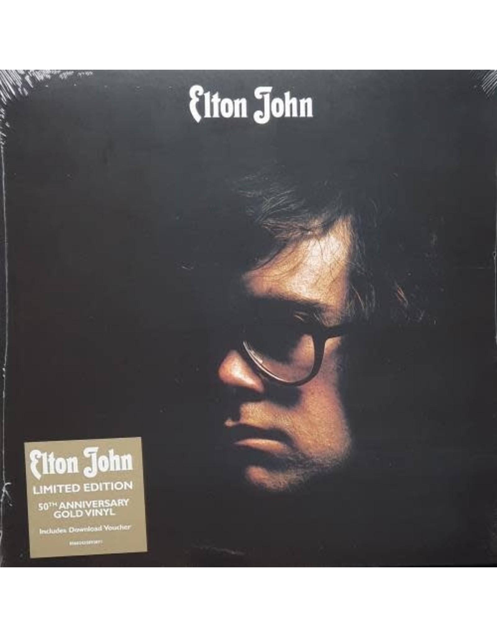 John, Elton - Elton John (50th Anniversary) LP