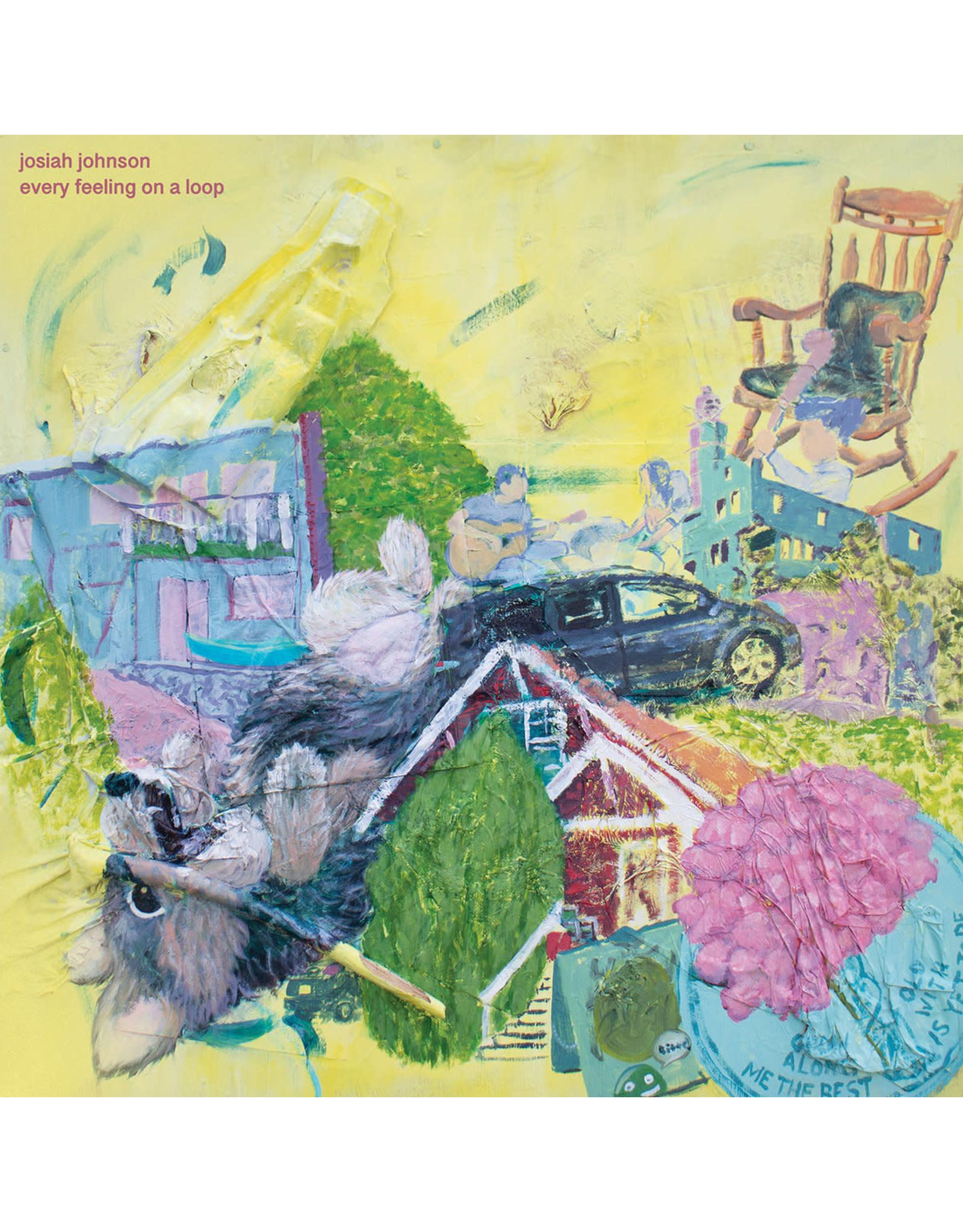 Johnson, Josiah - Every Feeling On a Loop LP