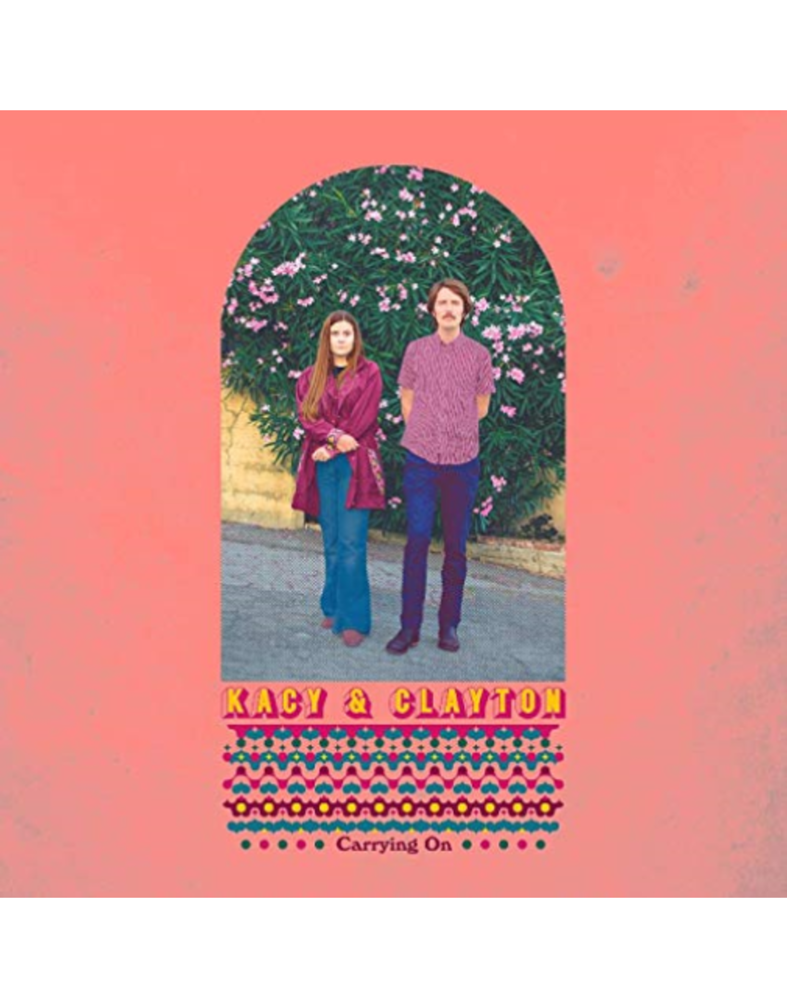 Kacey & Clayton - Carrying On LP (indie)