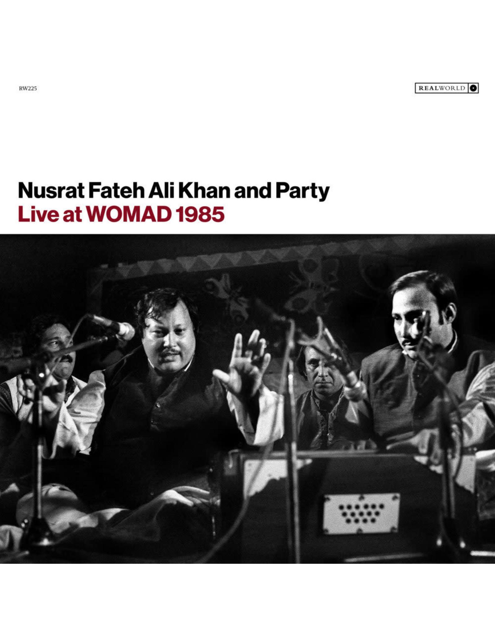 Khan, Nusrat Fateh Ali - Live at WOMAD 1985 LP