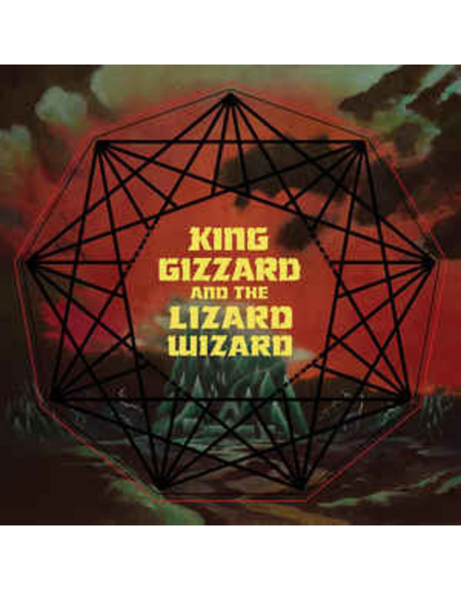 King Gizzard and the Lizard Wizard - Nonagon Infinity LP