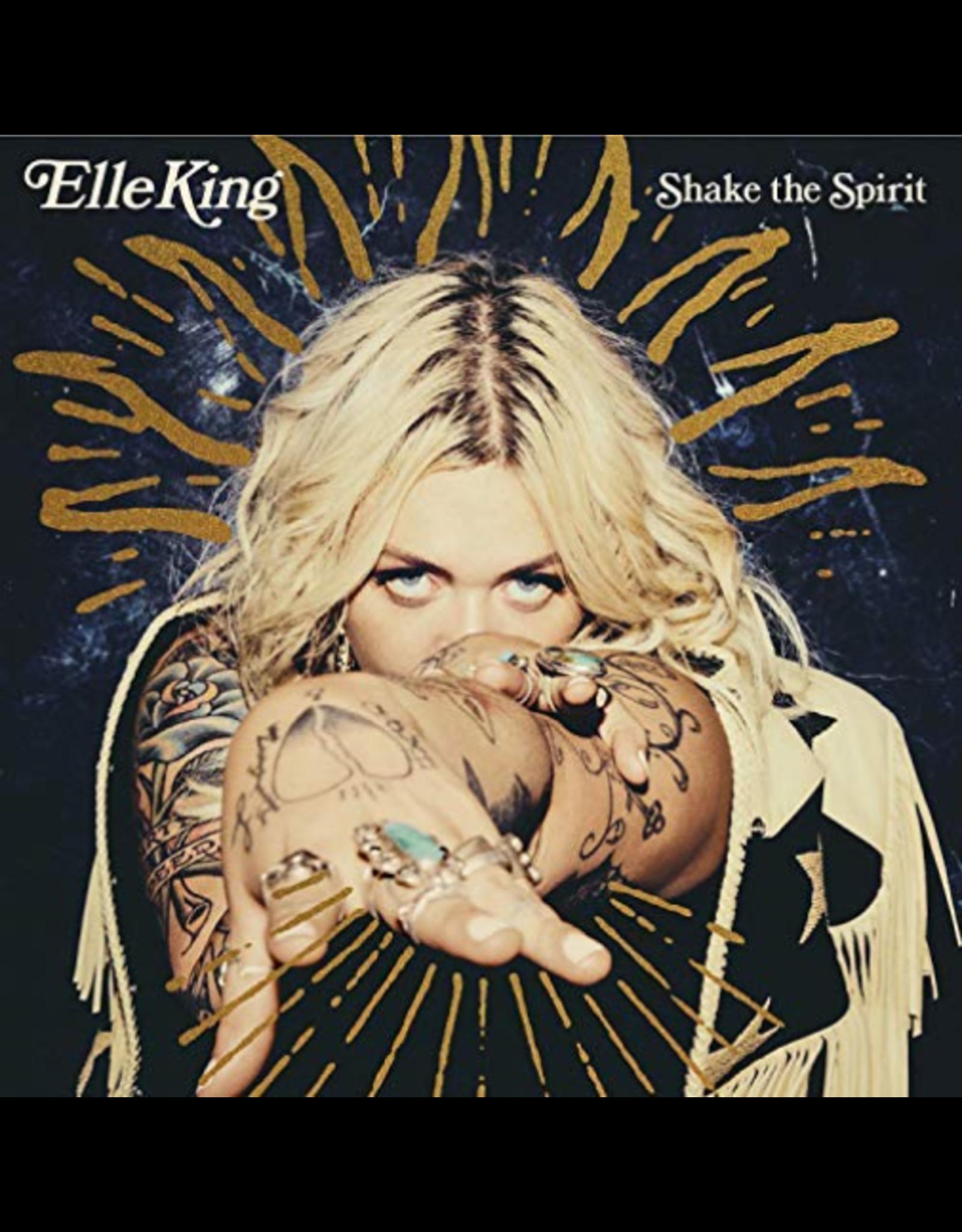 King, Elle - Shake The Spirit LP
